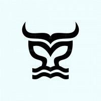 Whale Bull Logo