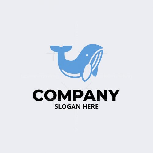 Whale Logomark