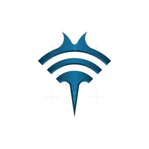 Wifi Stingray Logo