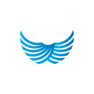 Wing Stylish Logo