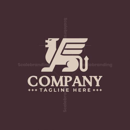 Winged Lion Logo