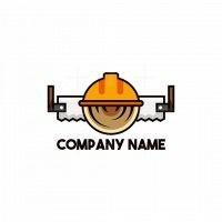 Wood Worker Logo