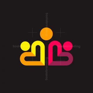 Yoga Love Logo