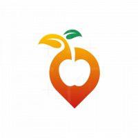 Apple Location Logo