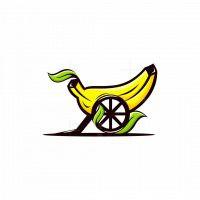 Banana Cannonball Logo