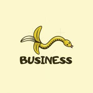 Banana Snake Logo