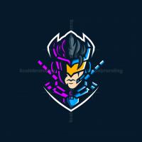 Bionic Mecha Logo