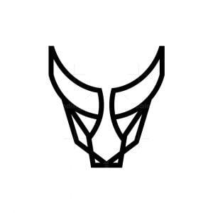 Geometry Black Bull Logo