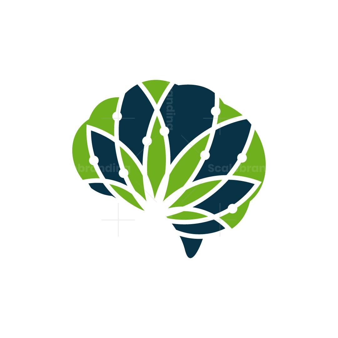 Brain Cannabis Circuit Logo