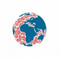 Brain Earth Logo