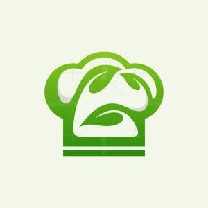 Chef Leaf Logo
