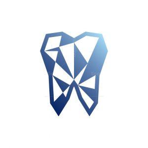 Crystal Tooth Logo