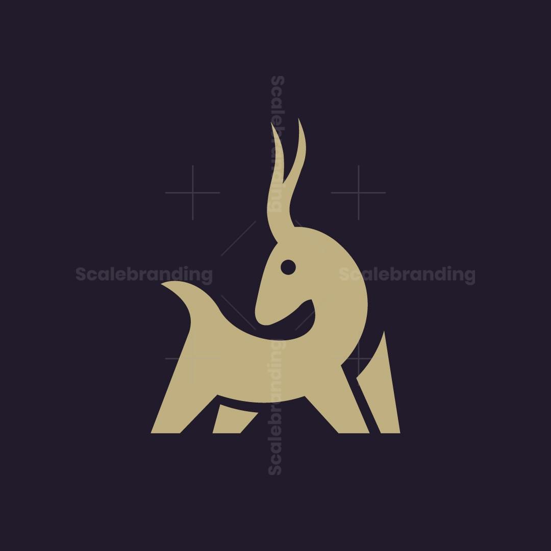 Deer Vector Logo