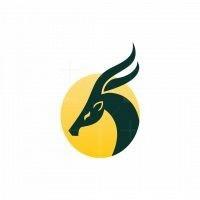 Antelope And Sun Logo