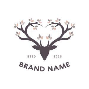 Deer Heart Logo