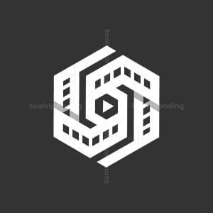 Film Cube Production Logo