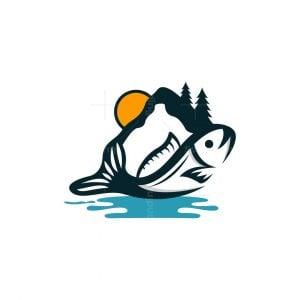 Fish Outdoor Logo