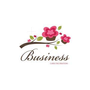 Flower Desserts Logo