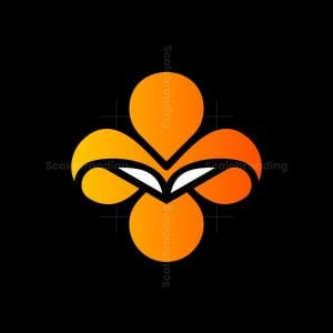 Fox Flower Logo