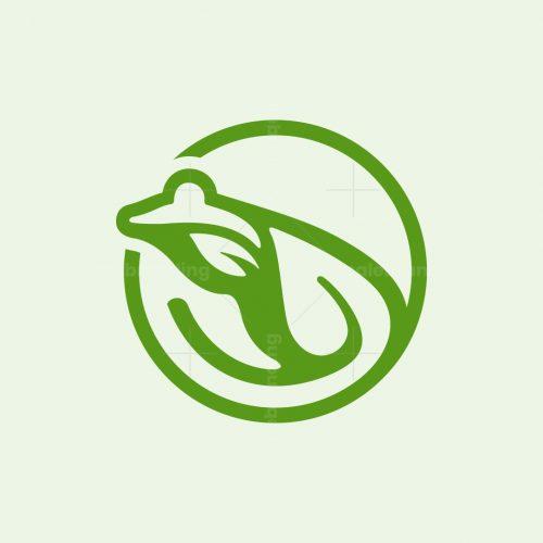 Frog Leaf Logo