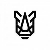 Rhino Head Logo Rhinoceros Logo