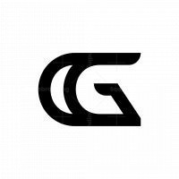 G Spartan Monogram Logo
