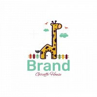 Giraffe House Logo