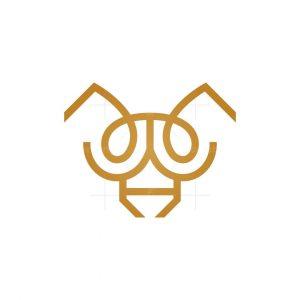 Ant Head Logo Ant Logo