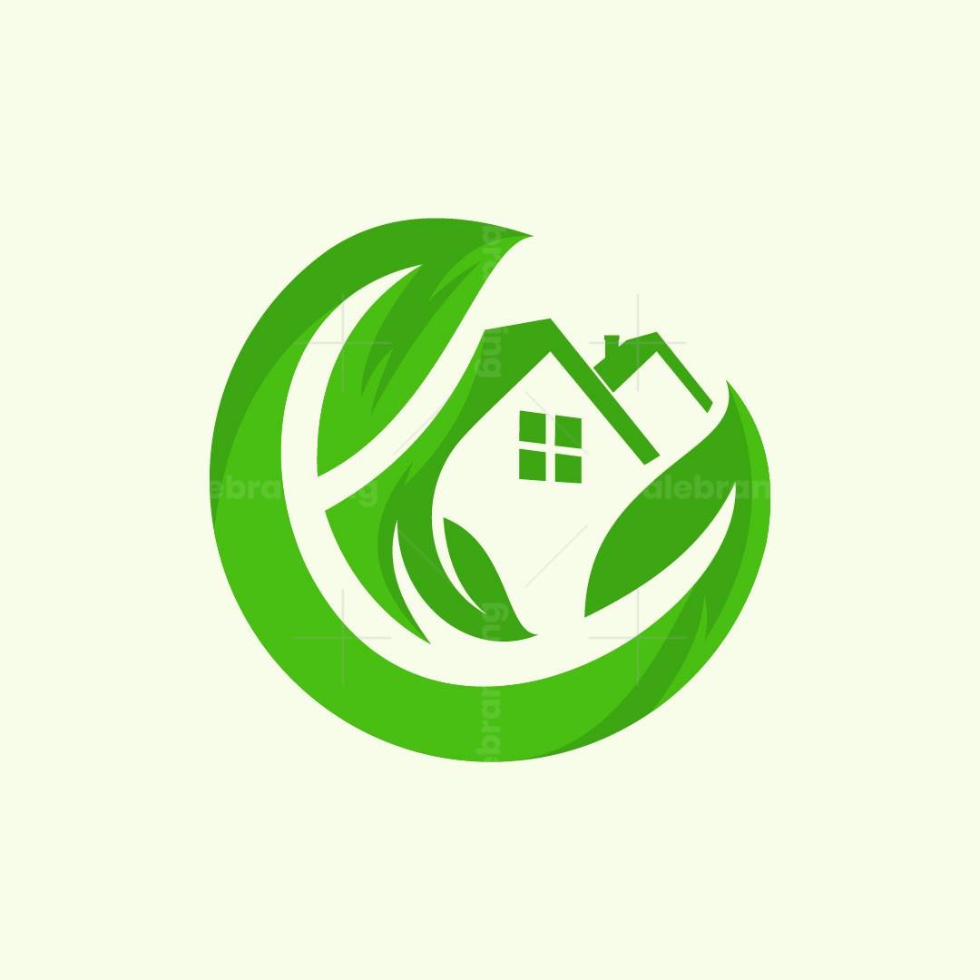Green House Nature Logo