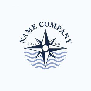 Sea Compass Logo
