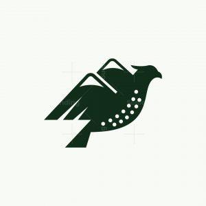 Mountain Bird Logo