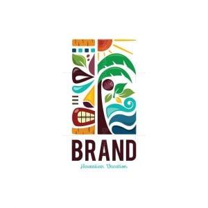 Hawaiian Vacation Logo