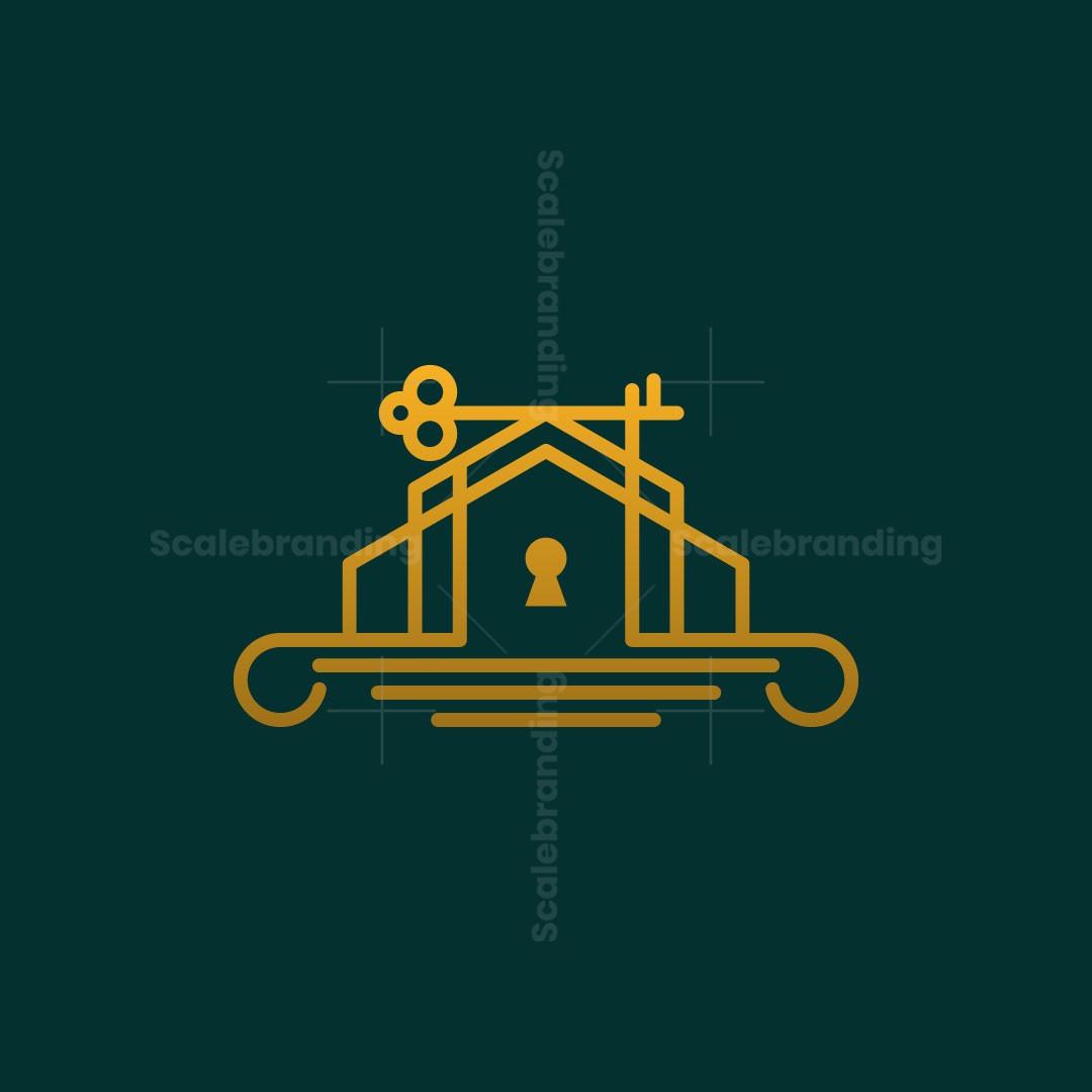 Home Key Luxury Logo