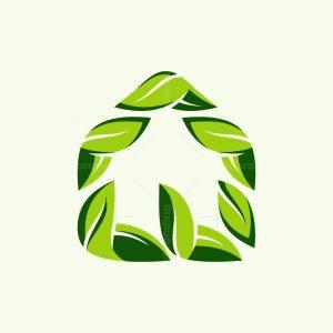 Home Leaf Logo