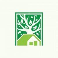 Home Tree Nature Logo