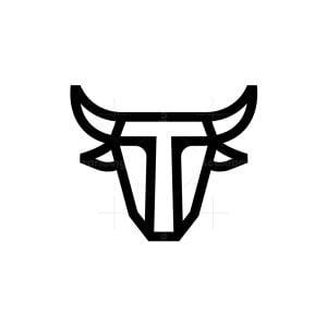 Initial T Toro Logo