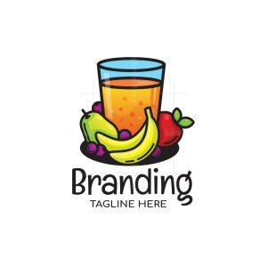 Fruity Drink Logo