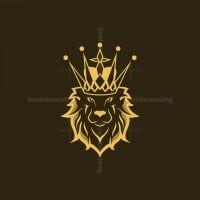 Lion King Royal Logo