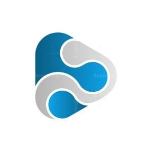 Media Tech Modern Logo