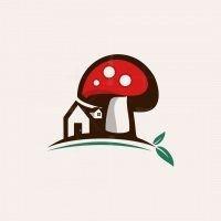 Mushroom Village Logo