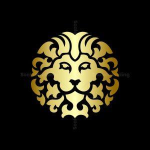 Ornament Lion Logo