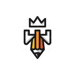 Pencil Castle Logo