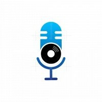 Podcast Vinyl Logo