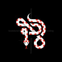 Snake Reptile Logo