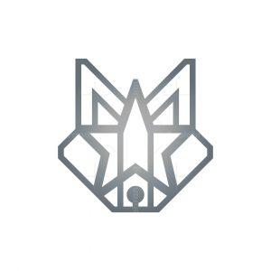 Star Fox Logo Fox Head Logo