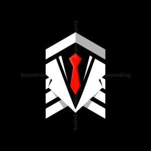 Tie Building Office Logo