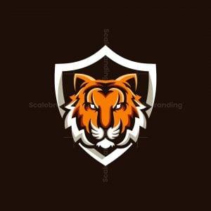 Tiger Shield Logo