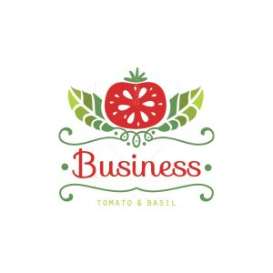 Tomato And Basil Logo