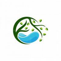 Tree Water Environment Logo