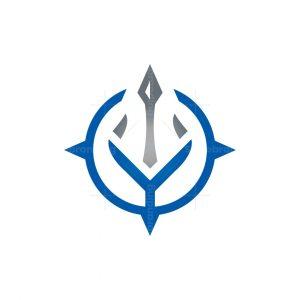 Trident Compass Logo